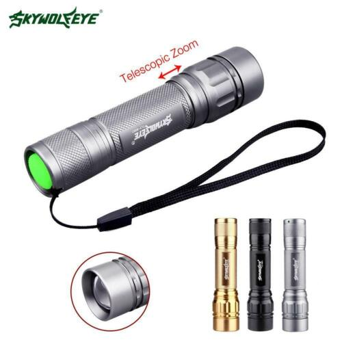 200000 Lumen Bright Q5 Torch Waterproof Portable Light For Outdoor Camping gi