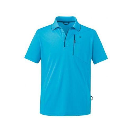 Schöffel Linus Polo Shirt Blue