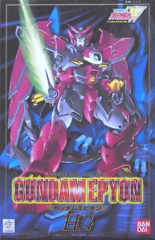 BANDAI HG 1  100 OZ -13MS GUNDAM EPYON Plastic modellllerler Kit Gundam W NEW japan