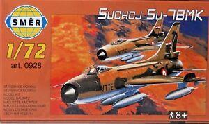 SMER-Suchoj-Su-7-BMK-Erd-Kampfflugzeug-0928-Bausatz-1-72