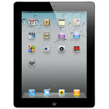 Geniune Apple iPad 2 2nd Generation 16GB WiFi + 3G Black *VGWC!* + Warranty!