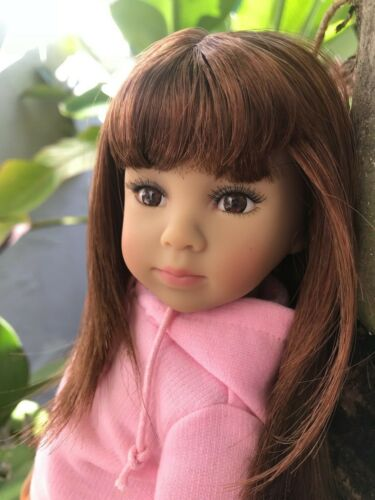 Tanya Collectible doll by Dianna Effner
