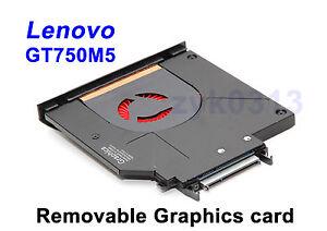 Lenovo-Y510P-Y410P-Y500-Y400-Removable-Ultrabay-GT750M5-GT750-2GB-Graphics-Card