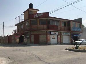 EDIFICIO EN VENTA CON LOCAL COMERCIAL Y OFICINA GUADALUPE HIDALGO