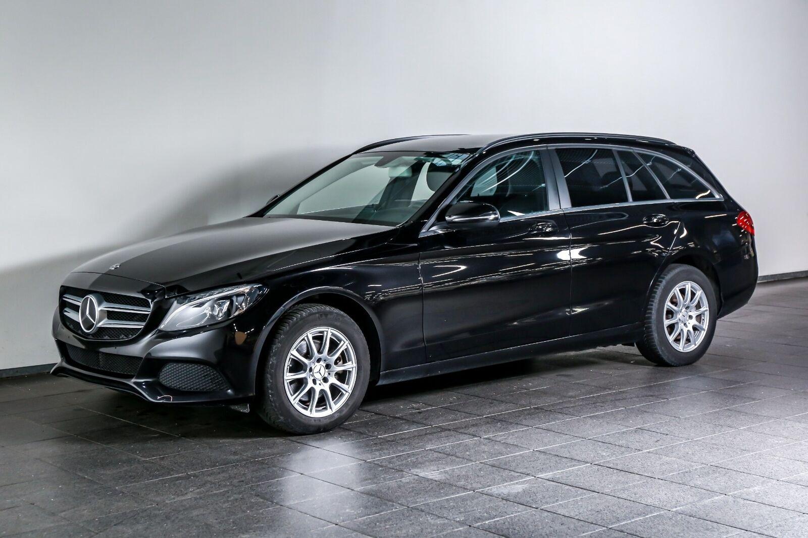 Mercedes-Benz C220 d 2,2 Business stc. aut.