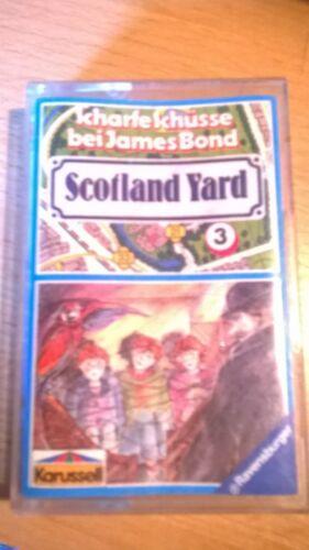 1 von 1 - Scotland Yard 3: Scharfe Schüsse bei James Bond