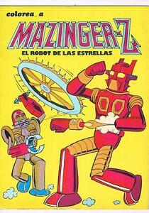 LOTE-2-CUENTOS-COLOREA-A-MAZINGER-Z-EL-ROBOT-DE-LAS-ESTRELLAS-SIN-USAR-1978