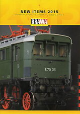 Brawa 2015 New Items Catalogue