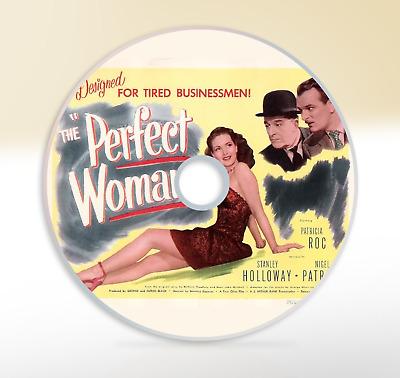 The Perfect Woman 1949 Dvd Classic Comedy Movie Film Patricia