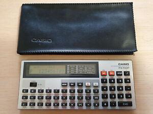 Programmable Calculator Casio fx-700p, Basic Pocket Computer, calculadoras #795