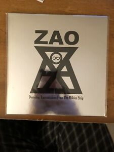 Zao Decoding Transmissions From The Mobius Strip Vinyl 7