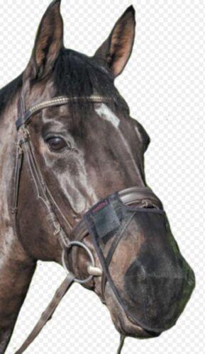 Small Black Lemieux Comfort Shield Nose Net