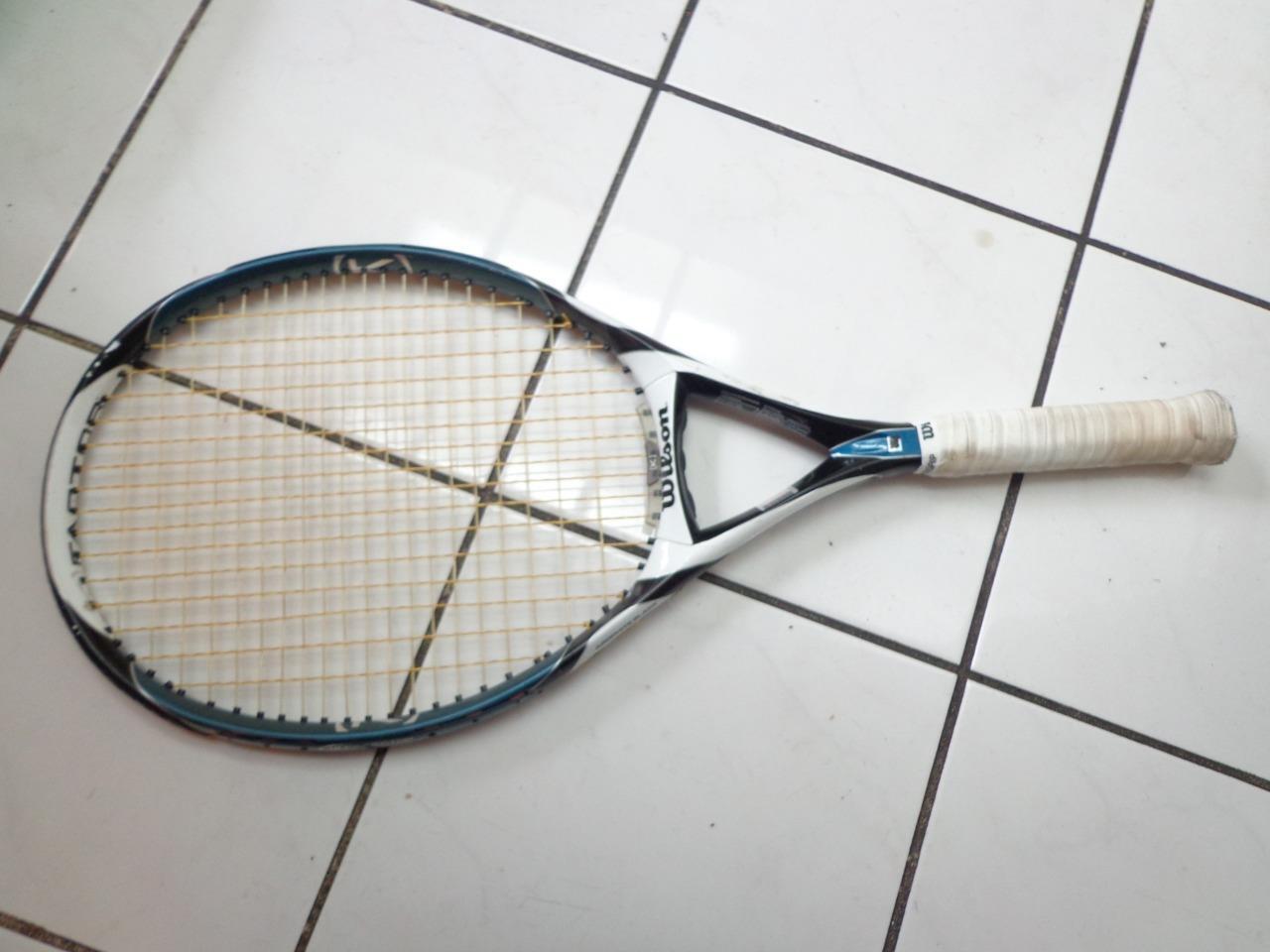 Wilson K Factor 4 112 cabeza 4 1 2 Grip Tenis Raqueta