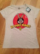 Primark Official Licensed Ladies LOONEY TUNES BUGS BUNNY T-SHIRT size 10