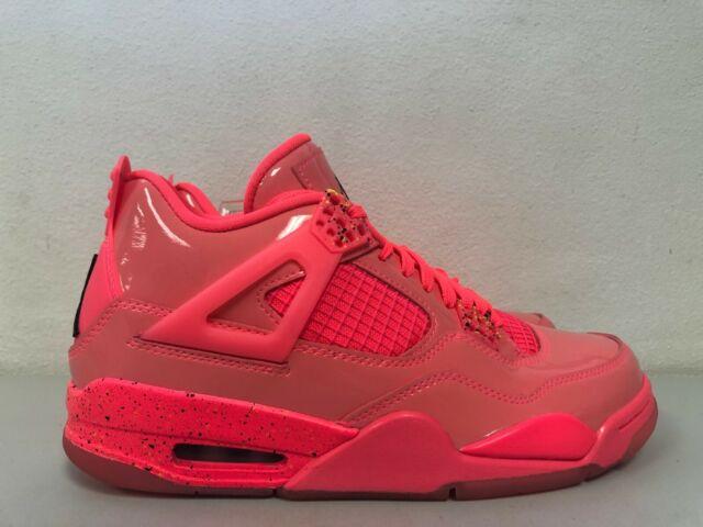 Nike Womens Air Jordan 4 Retro NRG Hot