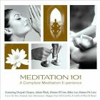 Meditation 101: A Complete Meditation Experience by Various Artists (CD, Rasa)