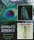 This Is My Life/Does Anybody Miss Me? by Shirley Bassey (CD, Apr-2009, 2 Discs, Beat Goes On)