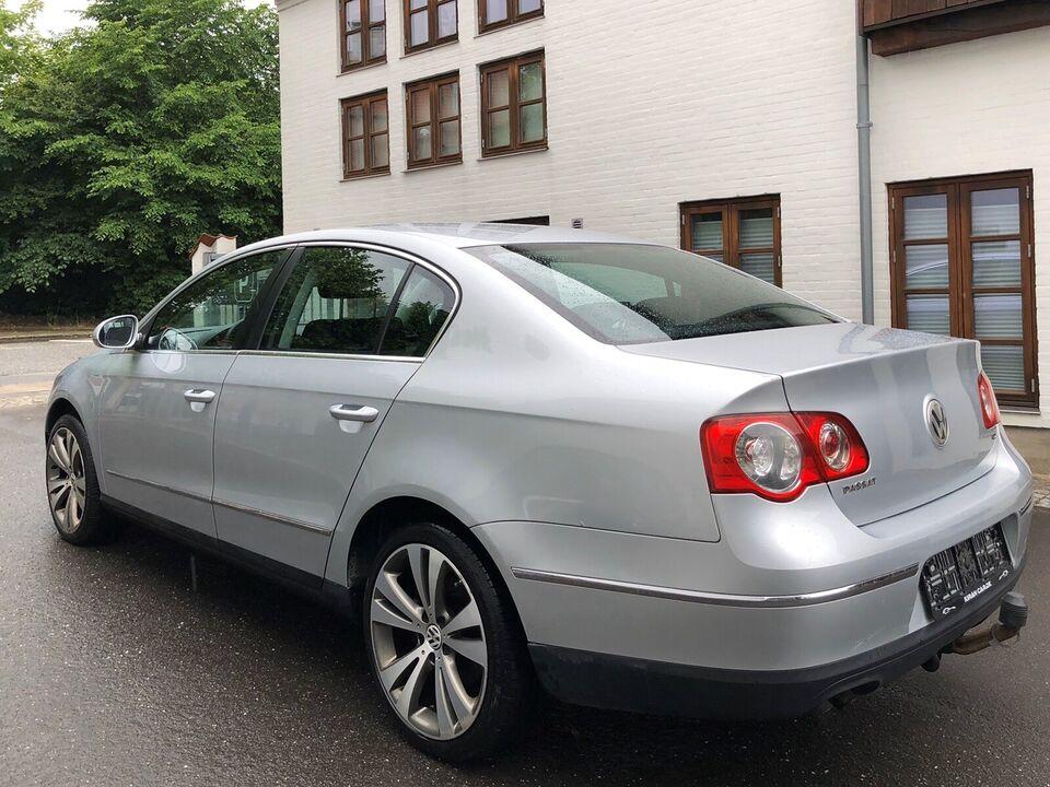 VW Passat, 1,9 TDi 130 Comfortline, Diesel