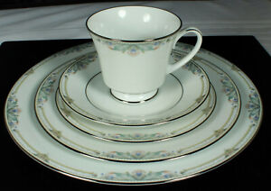 NORITAKE-HEATHERWOOD-Place-Setting-5-Pieces-4015-LEGENDARY-Collection-FAB