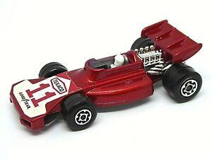 Matchbox-Superfast-No-24d-Surtees-Team-Matchbox-Racing-Car-RARE-TEXACO-11-LABEL