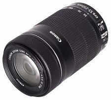 Canon EF-S 55 - 250mm f4-5.6 IS STM Lens