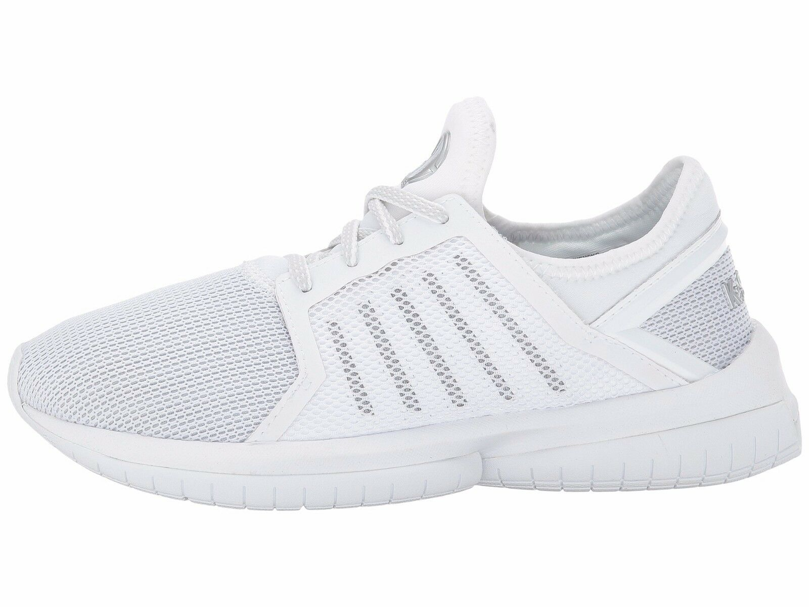 K-Swiss Tubes Millennia White Blue Women's Athletic Sneaker 95483-538