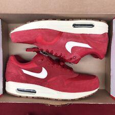 huge inventory 7f0eb 1c50f item 2 Nike Air Max 1 One Essential Gym Red 537383 611 Size 9.5 Jordan 95  90 98 97 -Nike Air Max 1 One Essential Gym Red 537383 611 Size 9.5 Jordan  95 90 98 ...