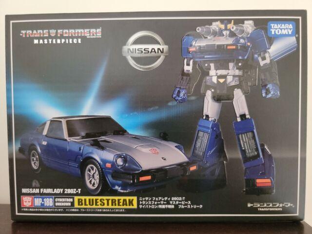 Transformers Masterpiece MP-18B Blue Bluestreak Takara Tomy