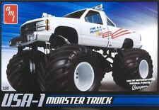 AMT [AMT] 1:25 USA-1 4x4 Monster Truck Plastic Model Kit AMT632