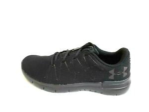 new style 4246e 28c0a Details about NEW! Men's Under Armour Thrill 3 1 1295736-003 Black 201F m