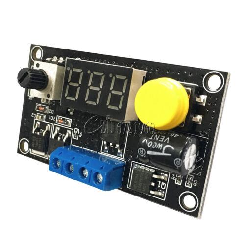 MAX 8A DC 6-30V MOTOR PWM SPEED CONTROLLER W// DIGITAL LED DISPLAY /& SWITCH