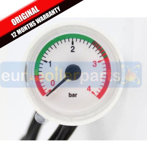 Heatline Capriz plus 24 24A 28 28A chaudière manomètre D020113393 brand new