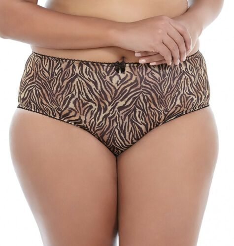Goddess Women/'s Kayla GD6168 Kitty Seal Brief NWT Available Sizes M-4L