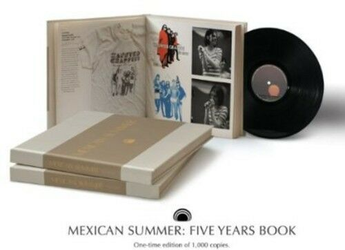 Various Artists - Mexican Summer: Five Years [New Vinyl]