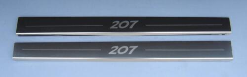 Lockwood Sill Protectors Peugeot 207 3-Dr hatch 2006