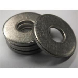 Unterlegscheiben DIN 9021 Edelstahl A4 V4A VA Beilagscheiben 4,3 mm 25 St/ück M4