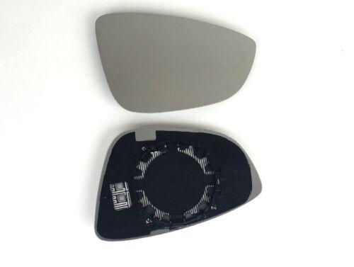 Vetro Specchio Destra Per VW Passat dal 12//2010 convesso riscaldabile