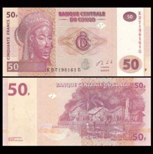 Congo-50-Francs-2013-UNC-50-2013