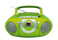 Artikelbild SOUNDMASTER SCD5100 mit Kassettendeck Radiorecorder (Grün)