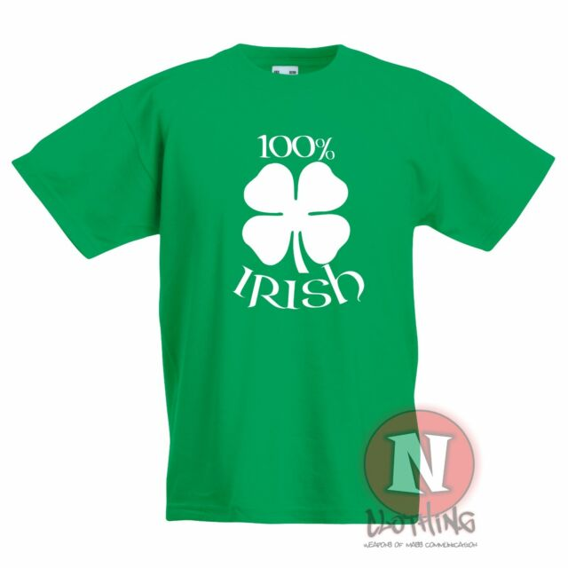 BOYZONE CELTICS SHAMROCK IRELAND 1993 YOUTH T SHIRT NEW OFFICIAL SAID /& DONE