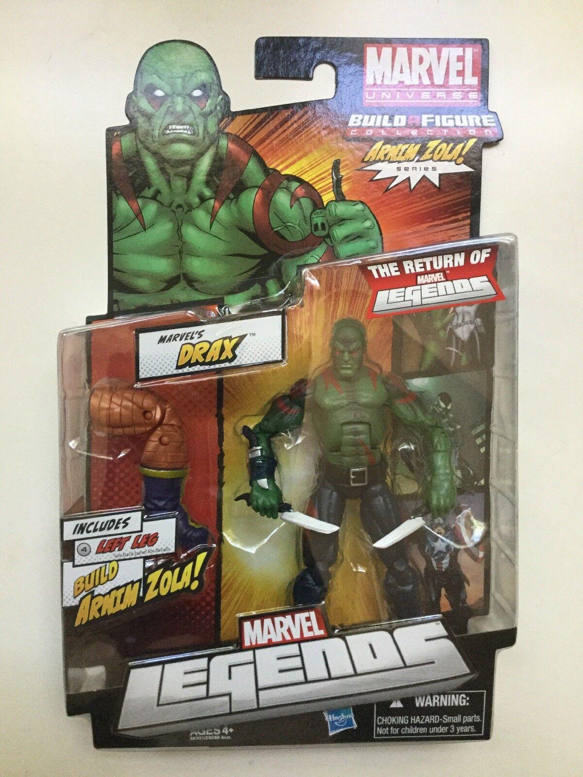 Marvel Legends BAF Arnim Zola Series Drax