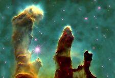 A1 PILLARS OF CREATION NEBULA SPACE INSPIRATIONAL ART PIC PHOTO PRINT POSTER