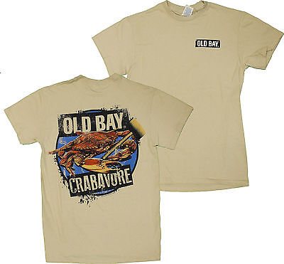 Old Bay AmeriCAN Short Sleeve T-Shirt NEW FAST FREE SHIP SALE!!