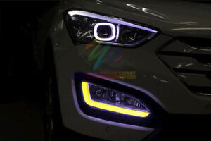 Charming Image Is Loading LED Daytime Running Lights DRL Accessories Fog Lights