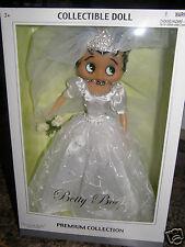Betty Boop     Precious Kids Wedding premium collection    2006 collector doll