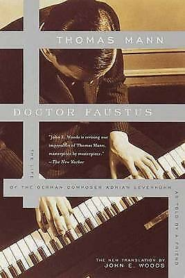 1 of 1 - Doctor Faustus by Thomas Mann, SC, 9780375701160