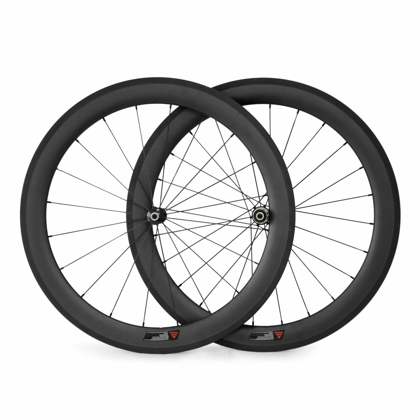 Straight pull Carbon Wheels 700C 50mm Clincher Carbon Road Bike Bicycle Wheelset