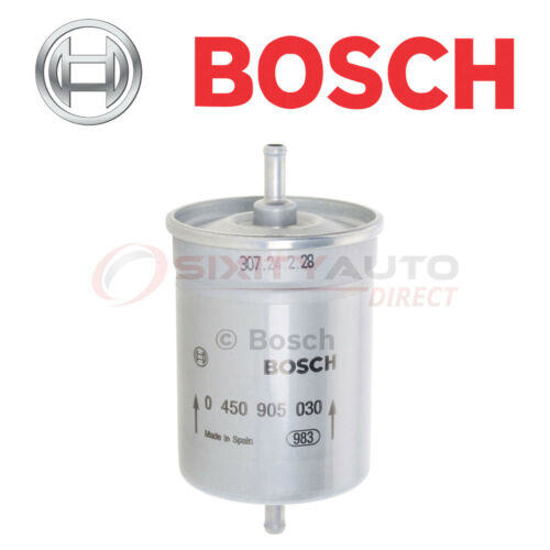 Bosch Gasoline Fuel Filter for 1991-2005 Volkswagen Passat 1.8L 2.0L 2.8L L4 sn