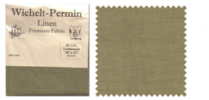 Wichelt-Permin-PREMIUM-LINEN-FABRIC-32-Count-Cross-Stitch-18-x-27-TUMBLEWEED