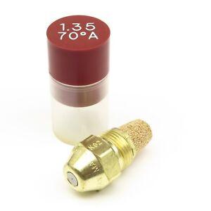 Oil Burner Nozzle Delavan 0.60 GPH 70 Degrees Hollow Cone A H AH NS PL USA